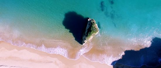 Portugal beach from Drone