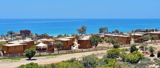 Family Surf Resort Morocco Bungalow