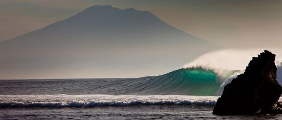 Indonesia perfect surf