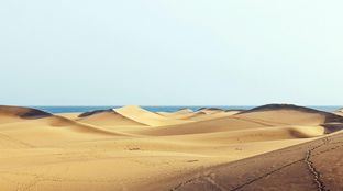 Sand dunes Canaries