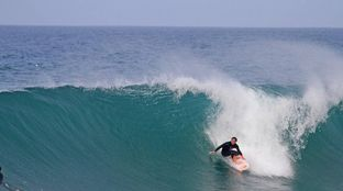 backhand surf morocco barrel